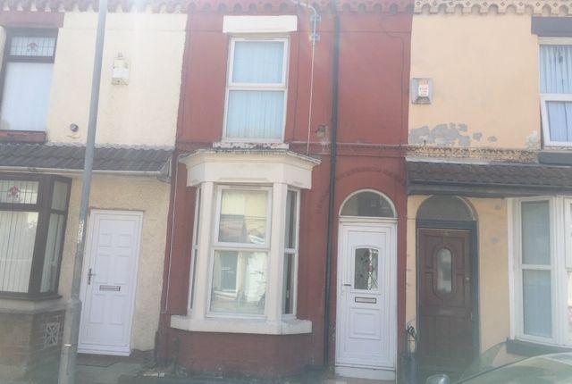 Milton Road, Walton, Liverpool, Merseyside L4