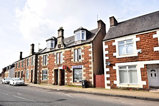 Thumbnail Flat for sale in Whitehall, Maybole, South Ayrshire