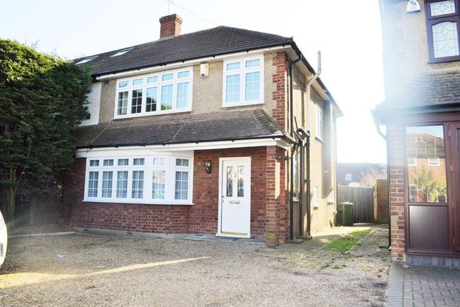 3 bed semi-detached house for sale in Squirrels Heath Road, Harold Wood