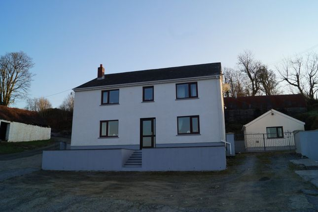 Thumbnail Detached house for sale in Talog, Carmarthen