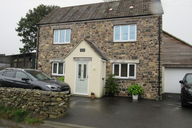 Thumbnail Detached house to rent in School Lane, Priddy, Wells