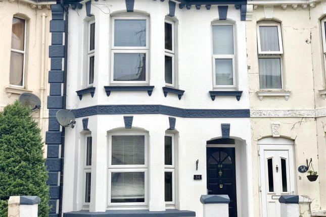 Thumbnail Terraced house to rent in Tarring Road, Worthing