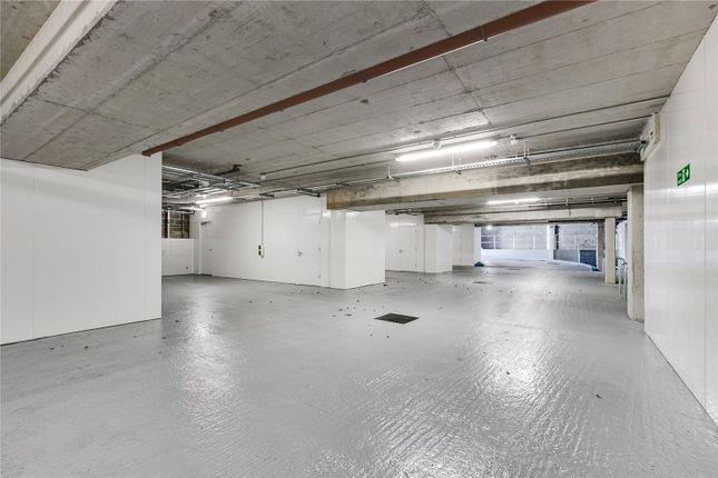 Garage of Adelaide Road, London NW3