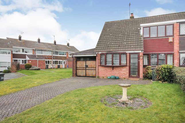 3 bed semi-detached house for sale in Sunningdale Close, Nuneaton, Warwickshire CV11
