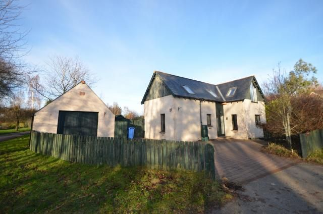 Thumbnail Detached house for sale in Seabean, Broombank, Auldearn