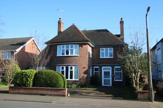 Thumbnail Detached house for sale in Briar Gate, Long Eaton, Nottingham
