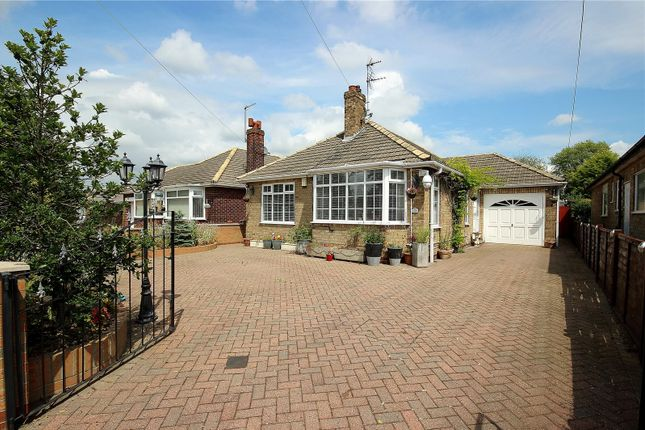 Thumbnail Bungalow for sale in Prunus Avenue, Willerby, Hull