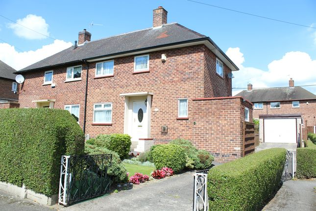 2 bed semi-detached house for sale in Ravenscroft Road, Sheffield