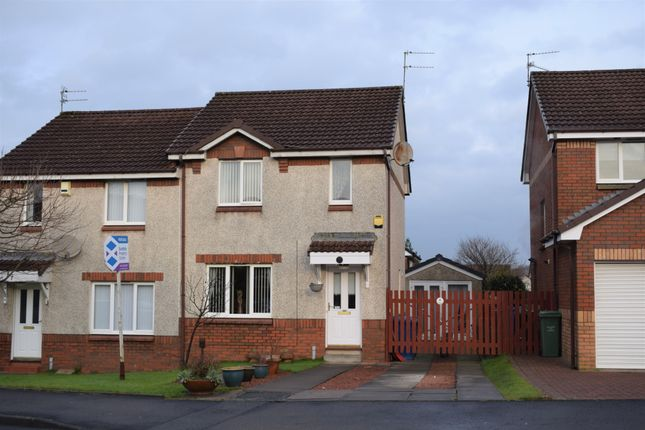 Thumbnail Semi-detached house for sale in 9 Catrine Road, Crookston, Glasgow