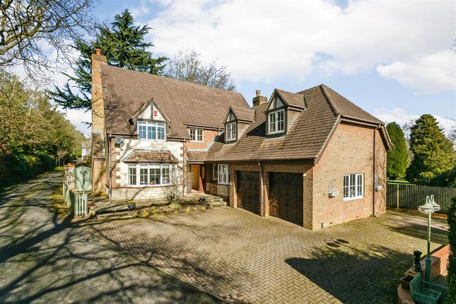 Thumbnail Detached house for sale in Fiery Hill Road, Barnt Green, Birmingham