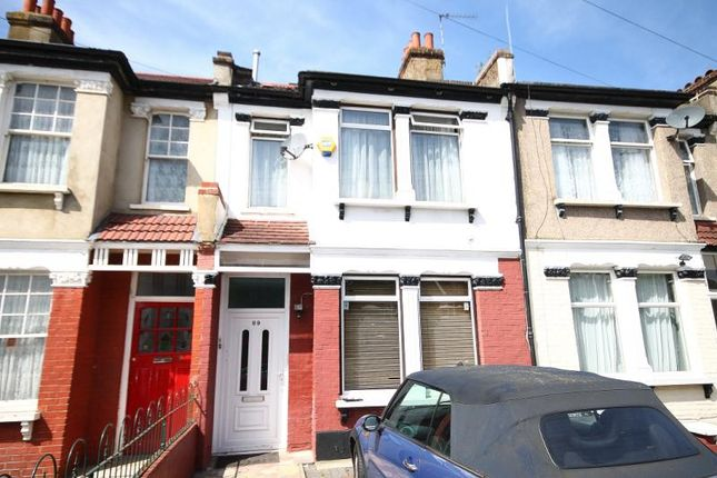 Thumbnail Terraced house to rent in Charnwood Road, South Norwood, London
