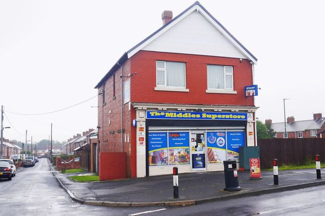 Commercial property for sale in The Middles Superstore, Middles Road, Craghead
