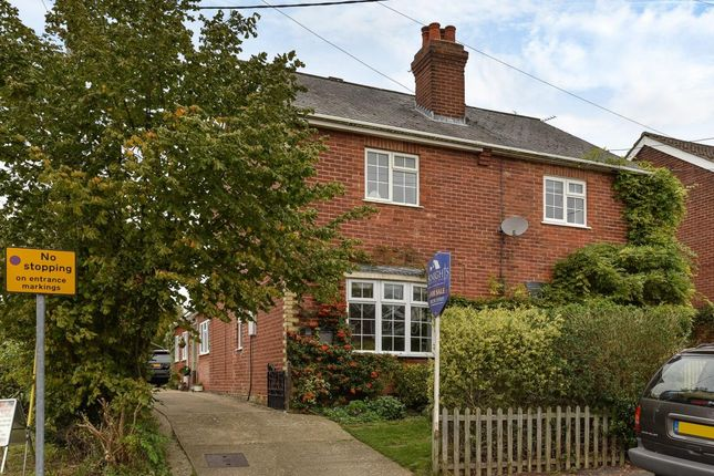 Thumbnail Semi-detached house for sale in College Town, Sandhurst