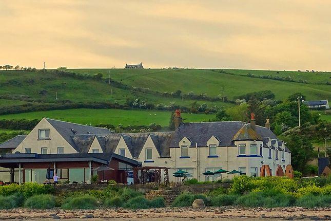 Thumbnail Flat for sale in Harbour Havens Development At Kildonan Hotel, Kildonan, Isle Of Arran