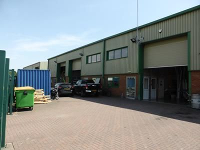 Thumbnail Light industrial for sale in 713 Anchor Business Park, Castle Road, Sittingbourne, Kent