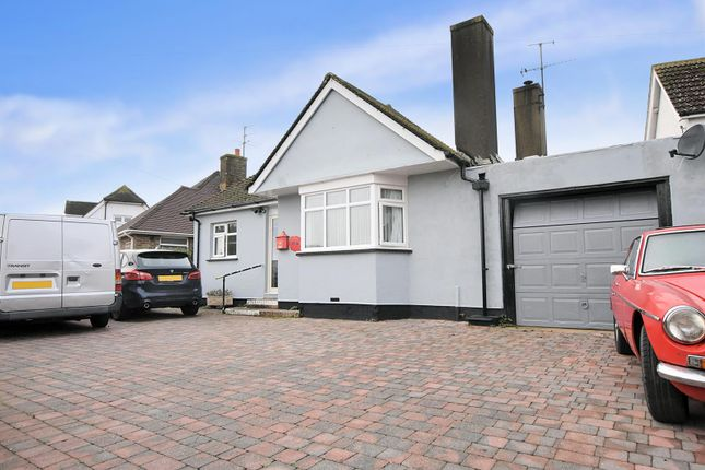 Thumbnail Bungalow for sale in Eastbourne Road, Willingdon, Eastbourne