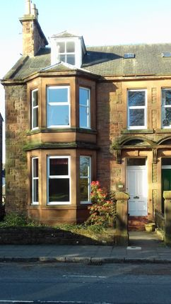 Thumbnail Semi-detached house for sale in 12 Lovers Walk, Dumfries