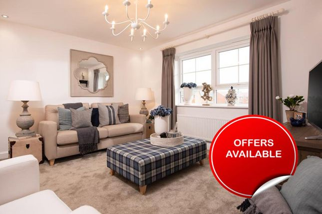 """Thumbnail End terrace house for sale in """"Kingsville"""" at Morgan Drive, Whitworth, Spennymoor"""