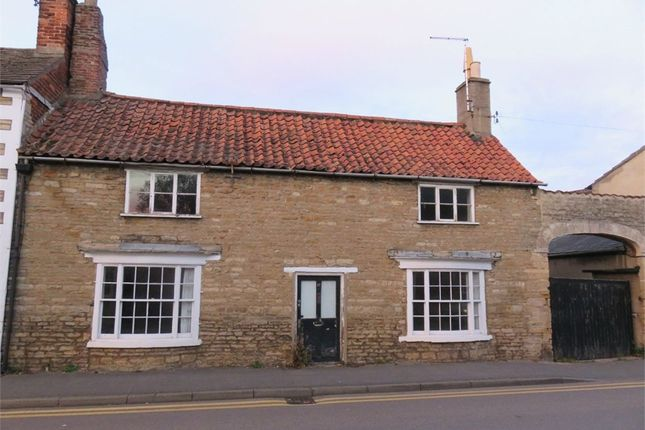 Thumbnail Link-detached house for sale in High Street, Market Deeping, Peterborough, Lincolnshire