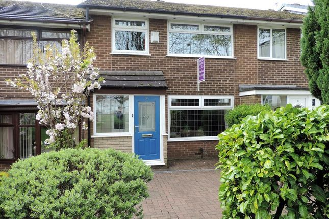 Thumbnail Town house for sale in 8 Lindale Avenue, Chadderton