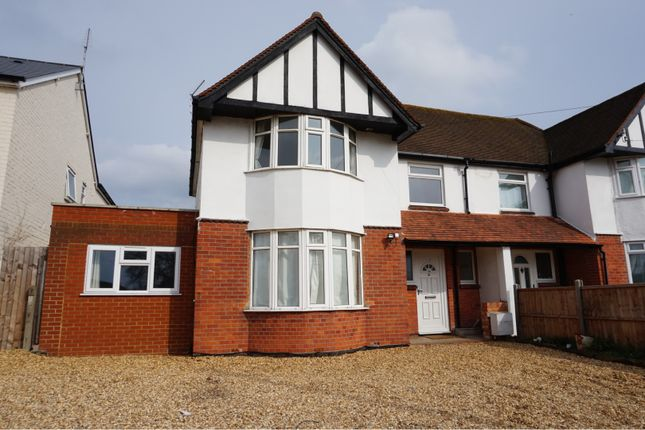 Thumbnail Semi-detached house to rent in Basingstoke Road, Reading