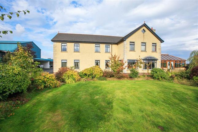 Thumbnail Detached house for sale in 17, Lisboy Road, Dungannon