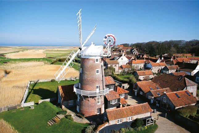 Detached house for sale in Cley Windmill, Cley, Holt, Norfolk