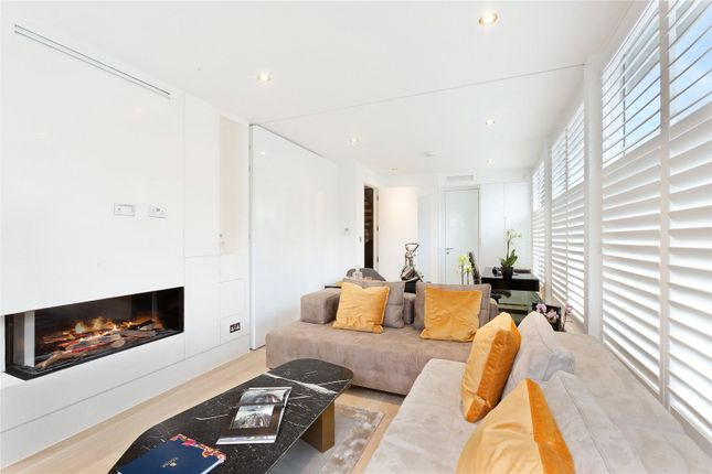 Thumbnail End terrace house for sale in Halliford Street, London