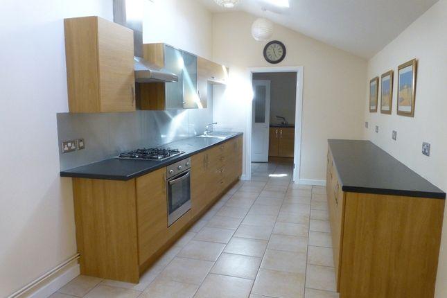 Kitchen/Diner of Elim Chapel, Ammanford, Carmarthenshire. SA18