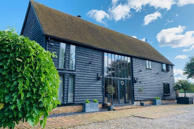 Thumbnail Barn conversion for sale in Sawtrees Farm, Cold Christmas Lane, Ware