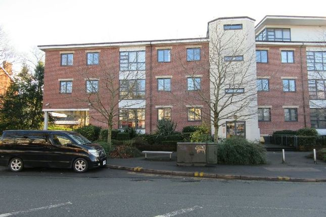 Thumbnail Flat for sale in Regents Court, 1A, Woodside Road, Whalley Range, Manchester