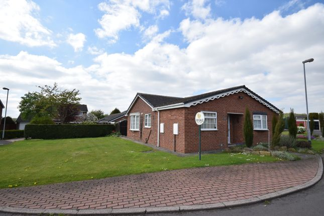 Thumbnail Detached bungalow for sale in Windsor Rise, Pontefract
