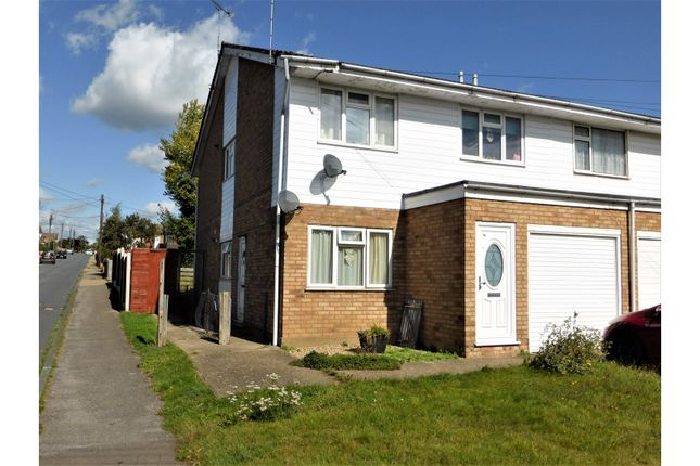 Thumbnail Maisonette for sale in Jotmans Lane, Benfleet