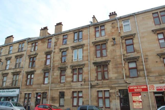 Thumbnail Flat for sale in Calder Street, Glasgow, Lanarkshire