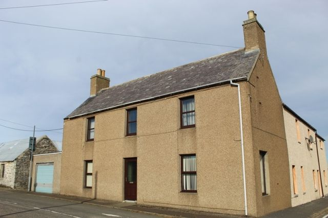 Thumbnail Town house for sale in Main Street, Keiss