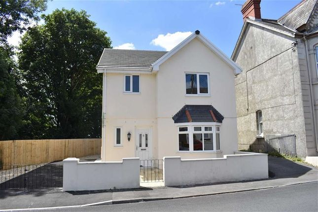 Thumbnail Detached house for sale in Llwynhendy Road, Llwynhendy, Llanelli