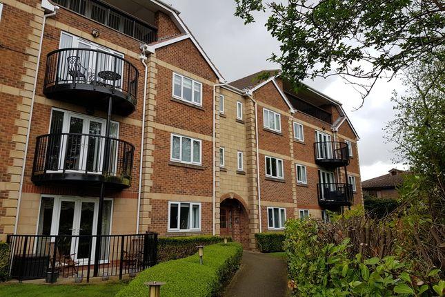 Thumbnail Flat to rent in 6 Beaumont House, Aughton Park Drive, Aughton, Lancashire