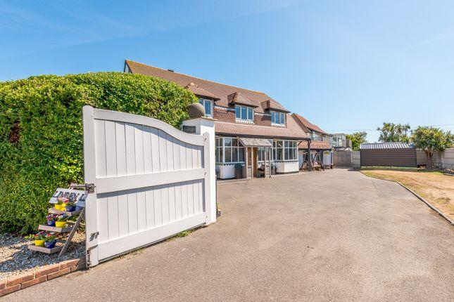 Thumbnail Detached house for sale in South Strand, East Preston, Littlehampton, West Sussex