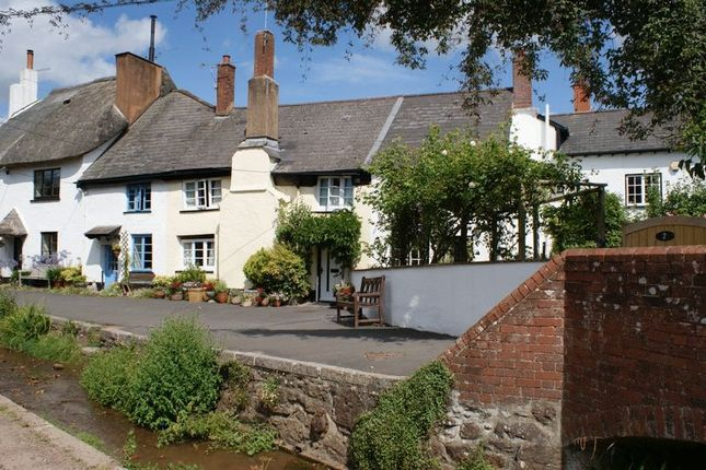Thumbnail Terraced house for sale in The College, Ide, Exeter
