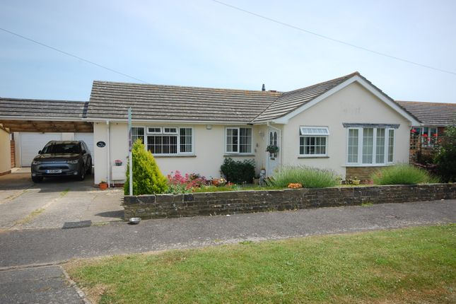 Thumbnail Detached bungalow for sale in Southern Road, Selsey