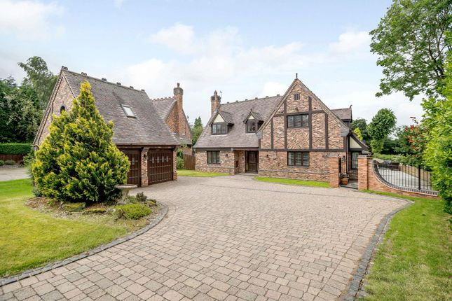 Thumbnail Detached house for sale in Chester Wood, Aldridge, Walsall, West Midlands