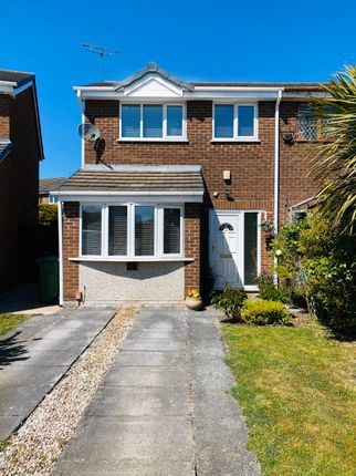 Thumbnail Semi-detached house for sale in The Boleyn, Maghull, Liverpool