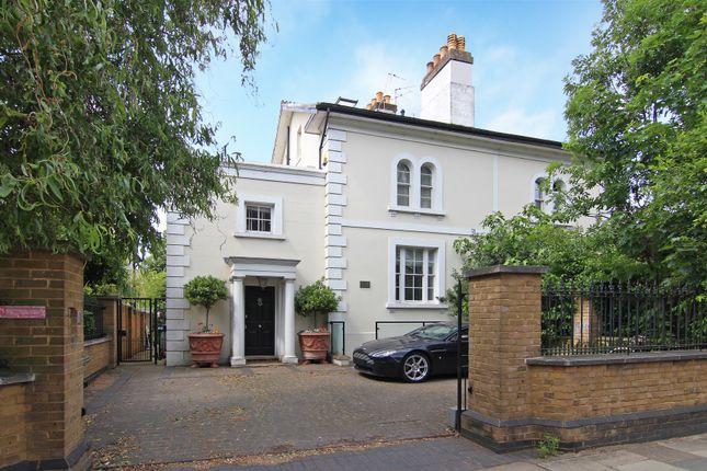 Thumbnail Semi-detached house for sale in Richmond Road, Twickenham
