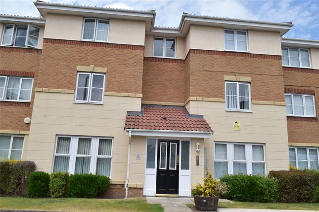 Thumbnail Flat to rent in Harbreck Grove, Walton