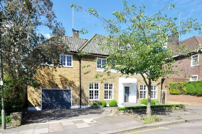 Thumbnail Detached house to rent in West Heath Close, London