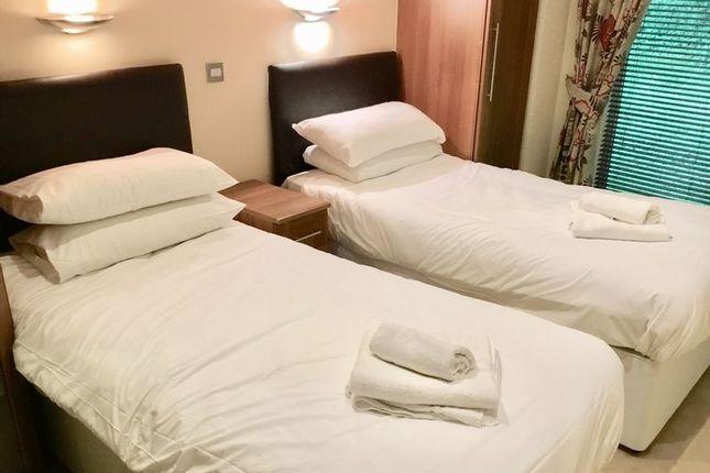 Twin Bedroom of Limefitt Holiday Park, Patterdale Road, Windermere LA23