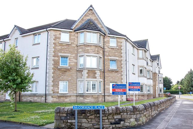 Thumbnail Flat for sale in Mccormack Place, Larbert