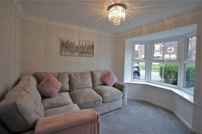 Sitting Room of Lingfield Close, Tytherington, Macclesfield SK10