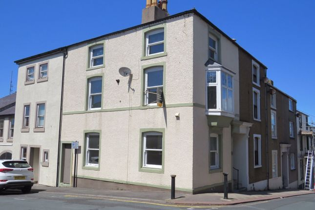 Thumbnail End terrace house to rent in Crosby Street, Maryport, Cumbria