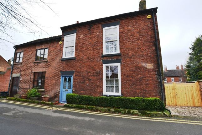 4 bed semi-detached house for sale in Church Street, Market Drayton